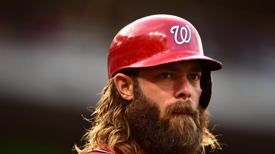 Nationals' Jayson Werth out again with right shoulder injury