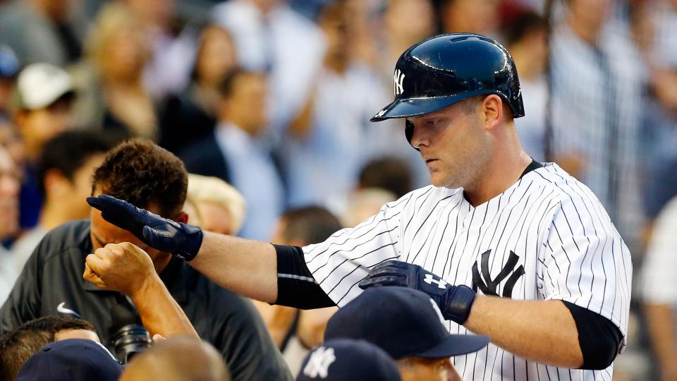Yankees activate catcher Brian McCann from concussion disabled list