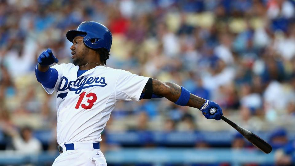 Dodgers SS Hanley Ramirez to reportedly be activated Aug. 24