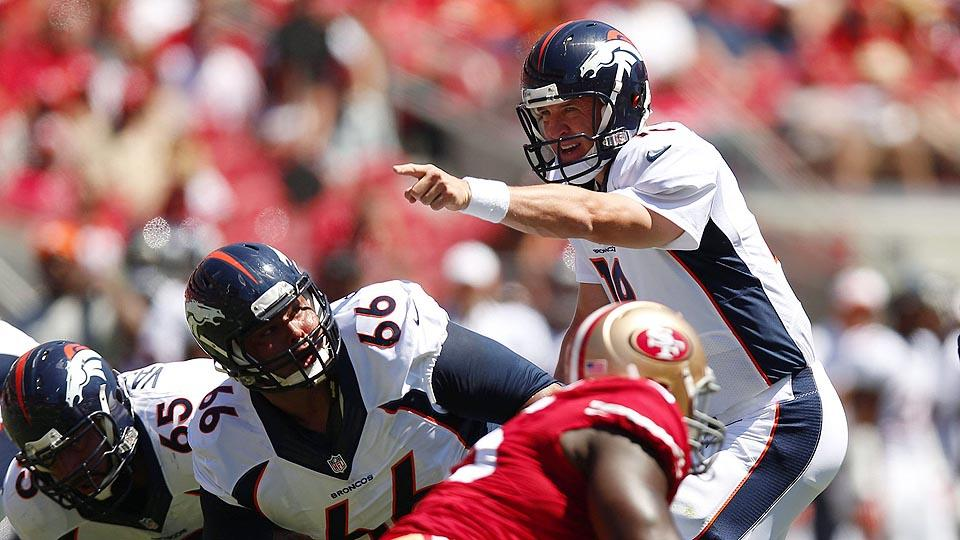 After record-breaking season, Peyton Manning and Broncos seek perfection