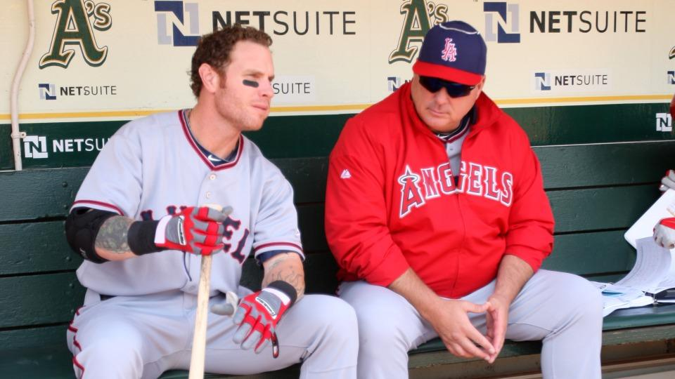 Angels manager Mike Scioscia: Josh Hamilton 'not the same'