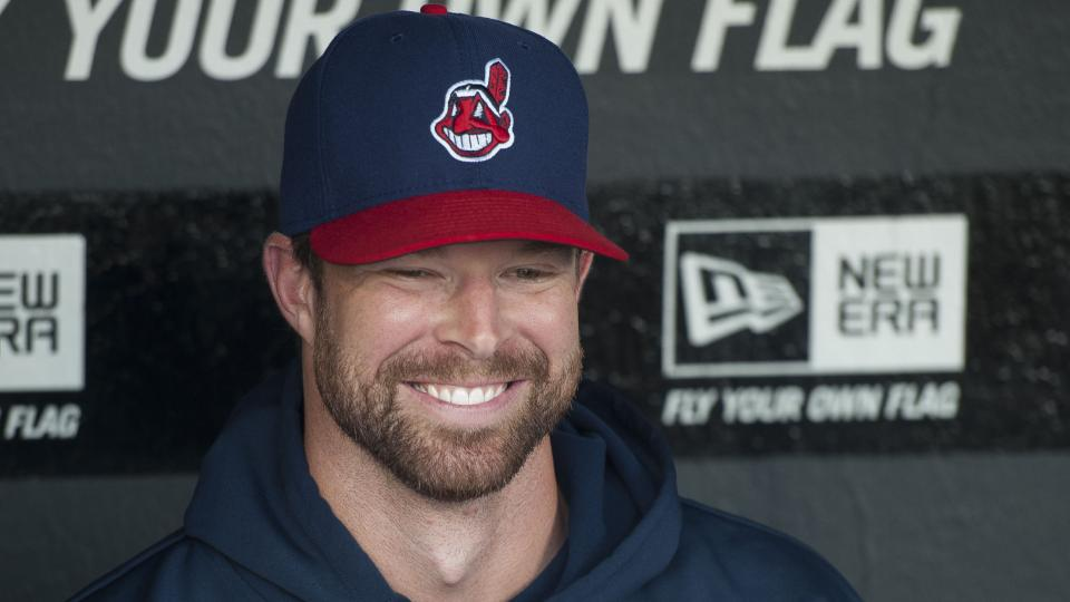 Indians pitcher Corey Kluber filmed an 'audition' for 'True Detective'