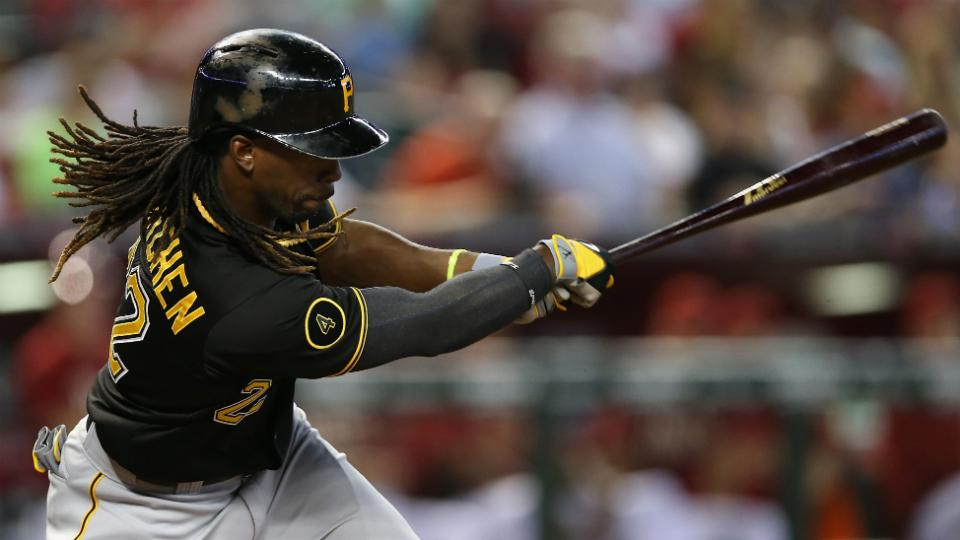 Pirates' Hurdle optimistic Andrew McCutchen will be activated Tuesday
