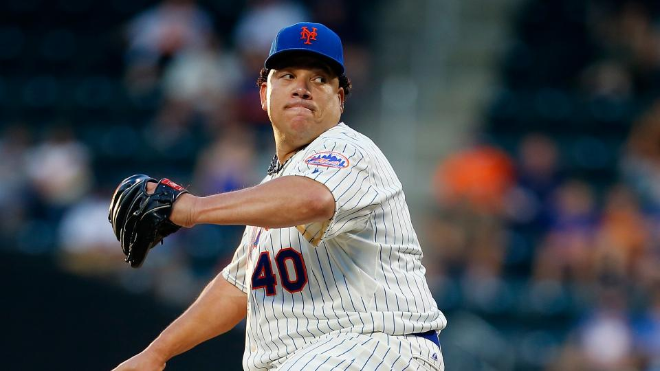 Mets place pitcher Bartolo Colon on bereavement list to visit ill mother