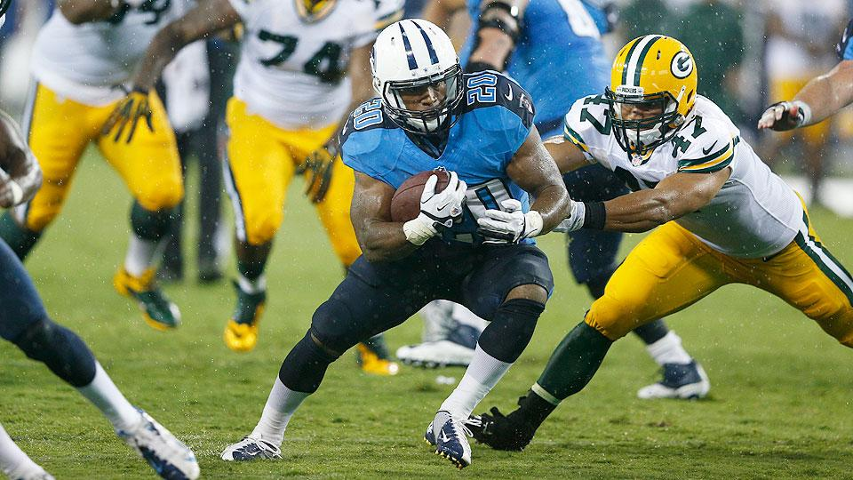 Fantasy football 2014 draft preview: Rookies to watch