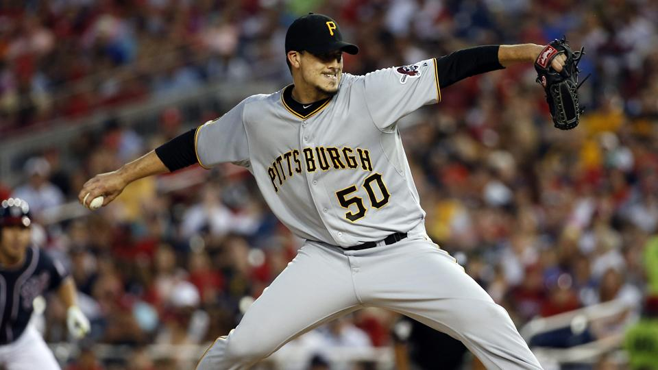 Pirates place pitcher Charlie Morton on DL with hip injury