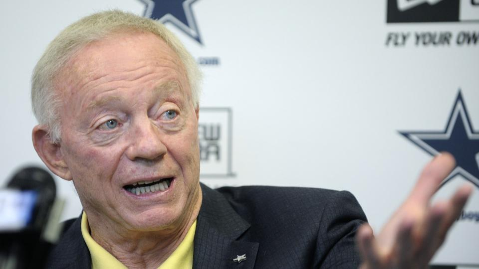 Report: Son prevented Jerry Jones from drafting Johnny Manziel