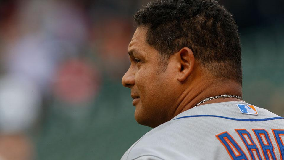Report: Bobby Abreu likely to rejoin Mets in September