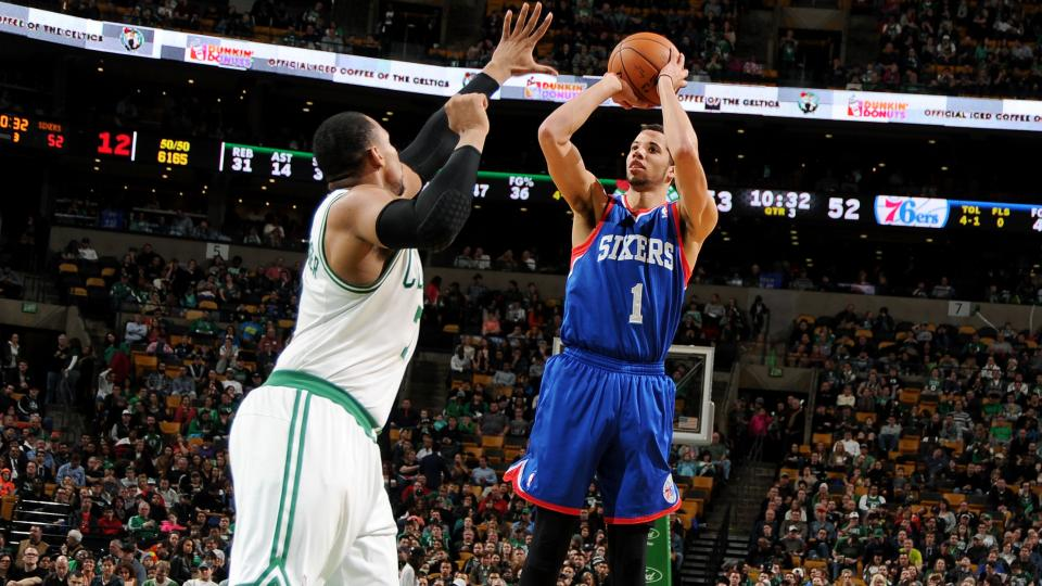 Michael Carter-Williams ready for leadership role with 76ers