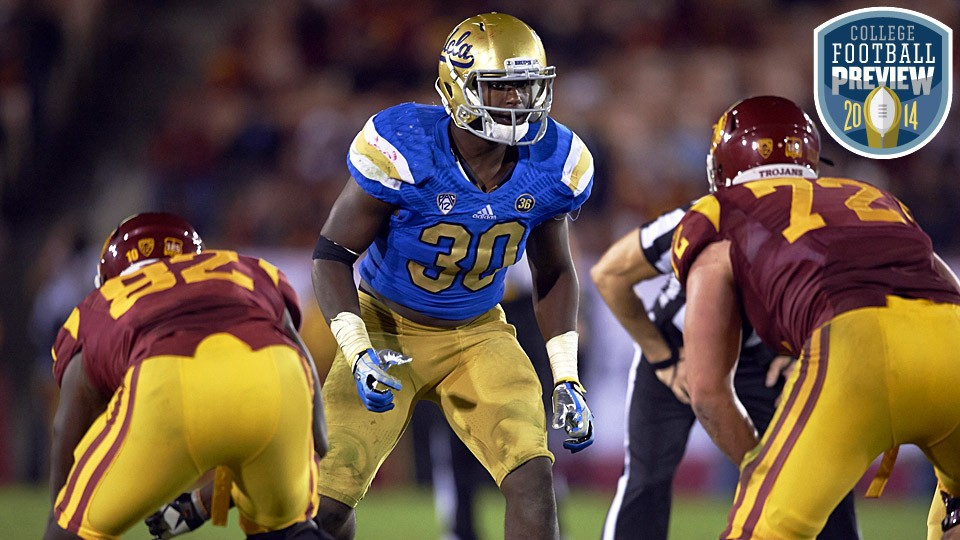 Do-it-all playmaker Myles Jack looks to lead UCLA to new heights in 2014