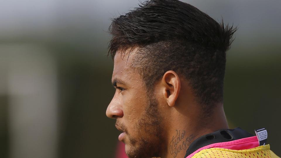 Barcelona striker Neymar injures left ankle, could miss La Liga opener