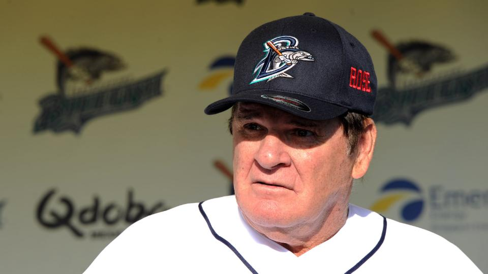 Pete Rose to next MLB commissioner Manfred: Give me a second chance