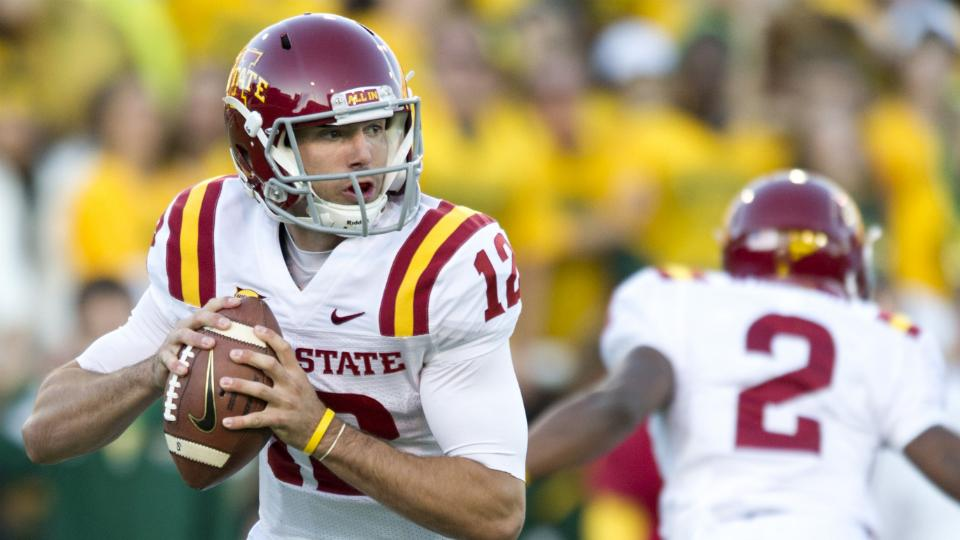 Iowa State names Sam Richardson starting quarterback