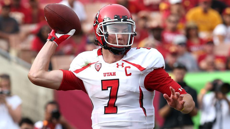 Utah names Travis Wilson starting quarterback