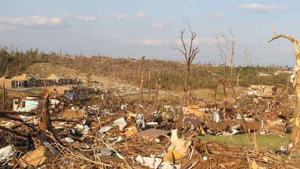 The Storm and the Tide: a look back at tornados that ravaged Tuscaloosa
