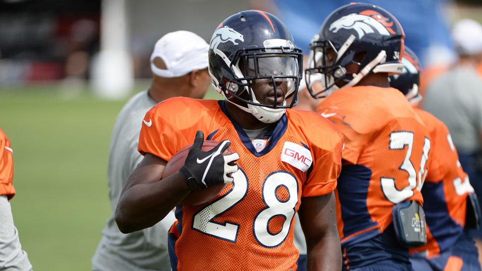Montee Ball medically cleared to return to Broncos practice