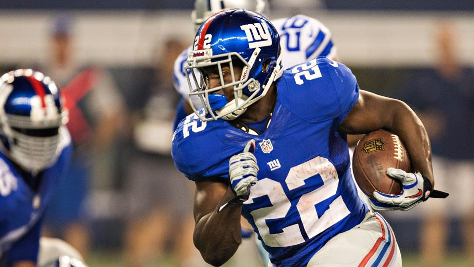 Former Giants RB David Wilson wants to make 2016 Olympic track team