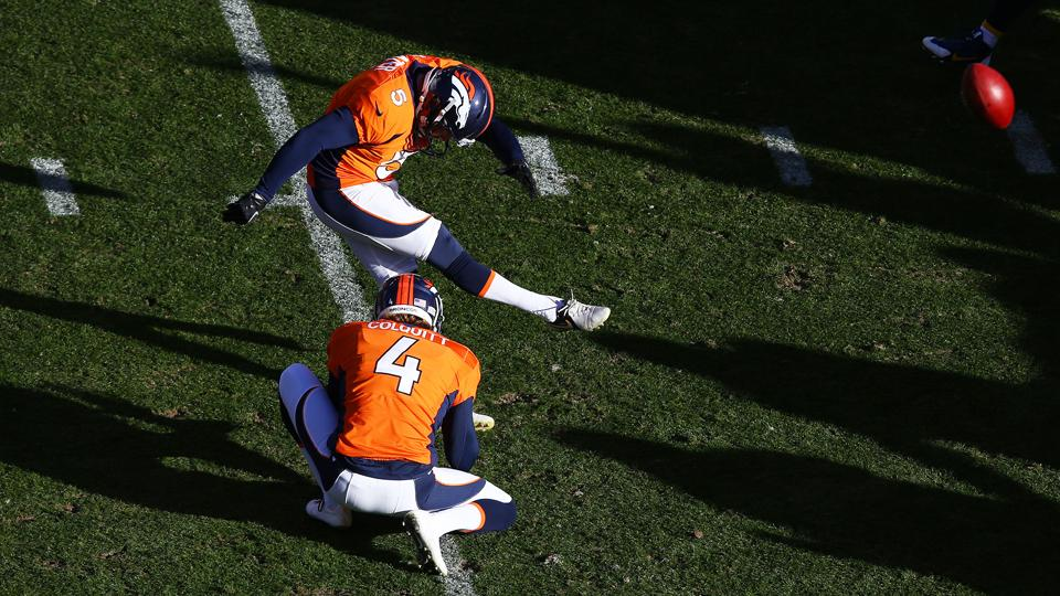NFL officiating VP Dean Blandino: Extra point line could change by 2015