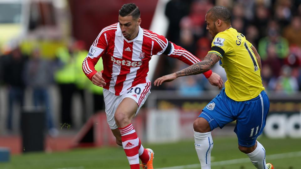 Report: Geoff Cameron requests transfer from Stoke City