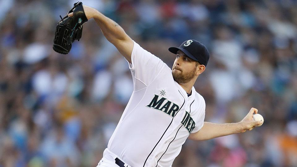 James Paxton has returned from injury this month to make Seattle's rotation, led by Felix Hernandez, even better.