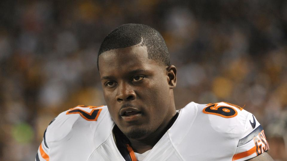 Chicago Bears right tackle Jordan Mills will not play against Seattle