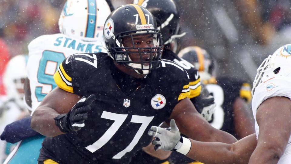 Steelers sign tackle Marcus Gilbert to five-year extension