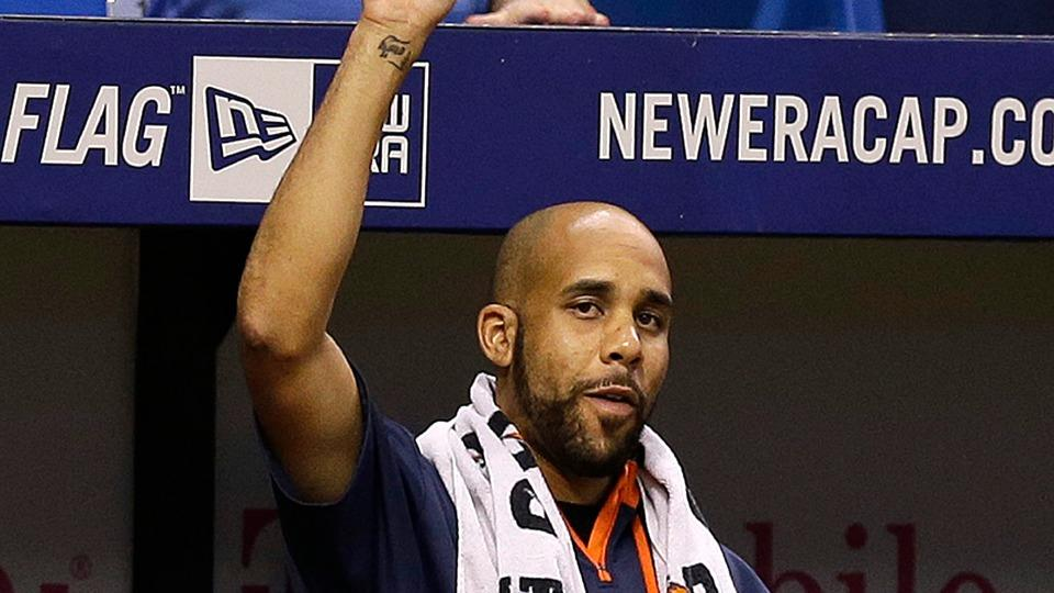 Tigers' David Price gets ovation in return to Tropicana Field