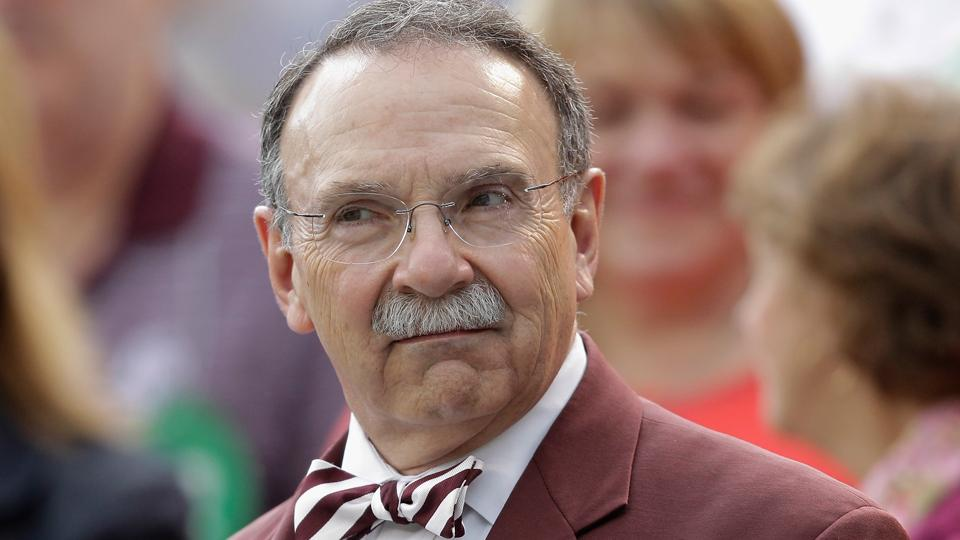 Former Texas A&M president details move to SEC in book