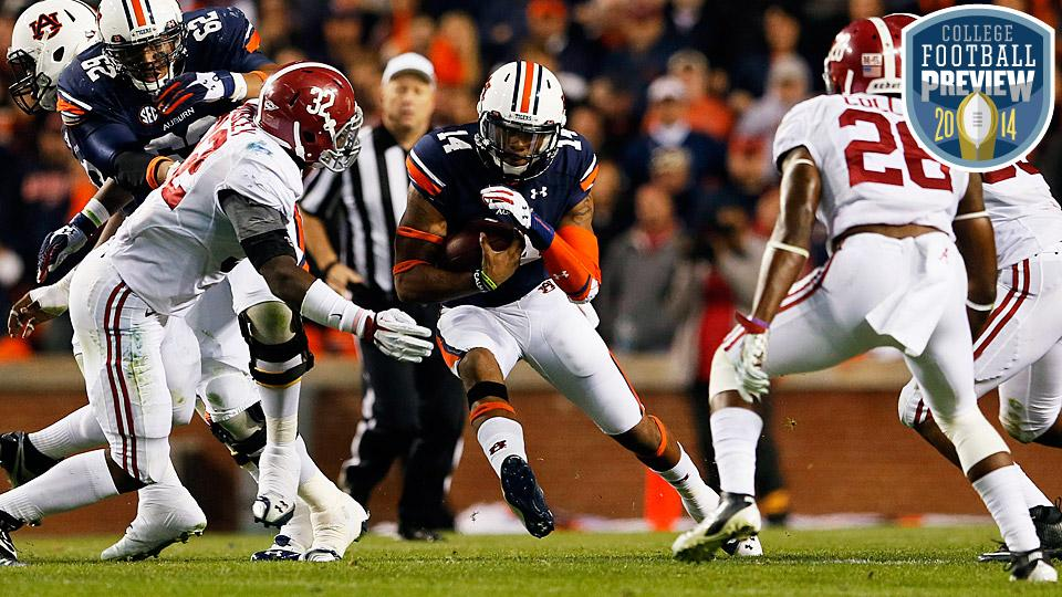 2014 SEC preview: Alabama leads conference packed with contenders