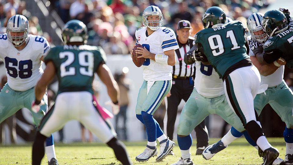 NFC East preview: Eagles challenged to repeat in wide open division