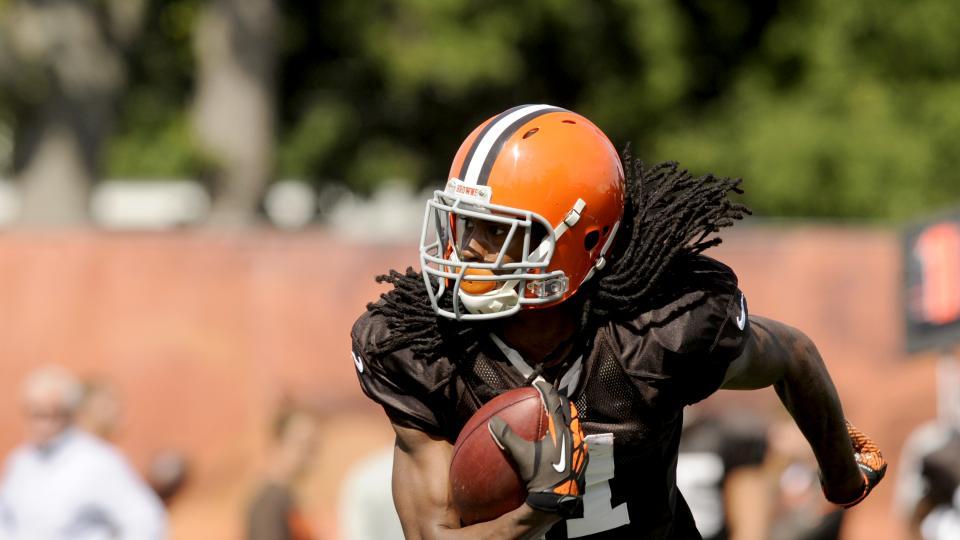 Travis Benjamin injures rib in Cleveland Browns' preseason loss