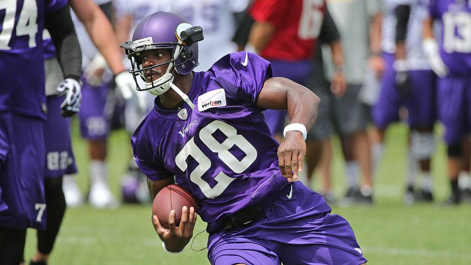 Vikings' Mike Zimmer: Adrian Peterson likely to sit out preseason