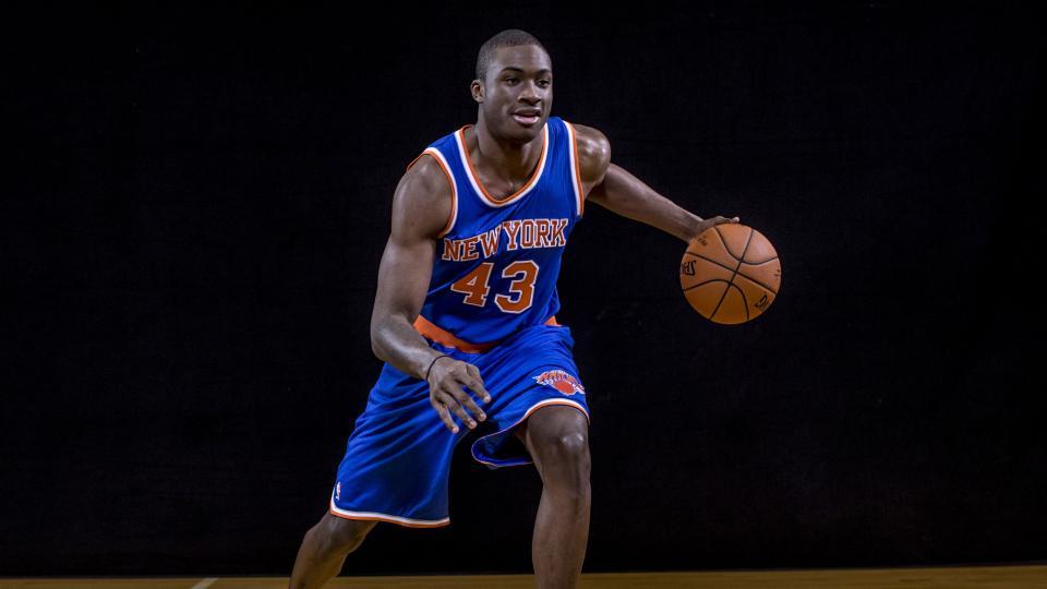 Report: Knicks' Antetokounmpo picks NBDL over Europe