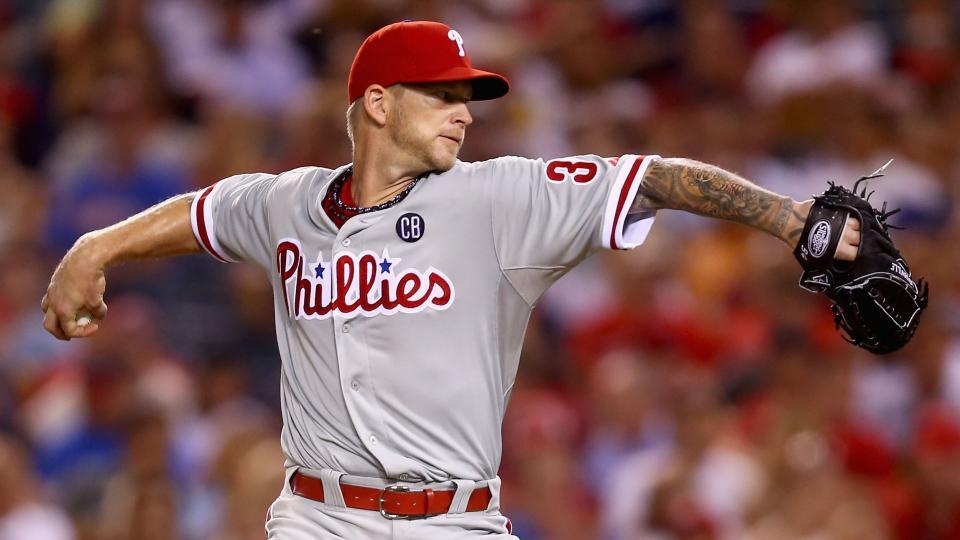 Phillies pitcher A.J. Burnett softens stance on retirement