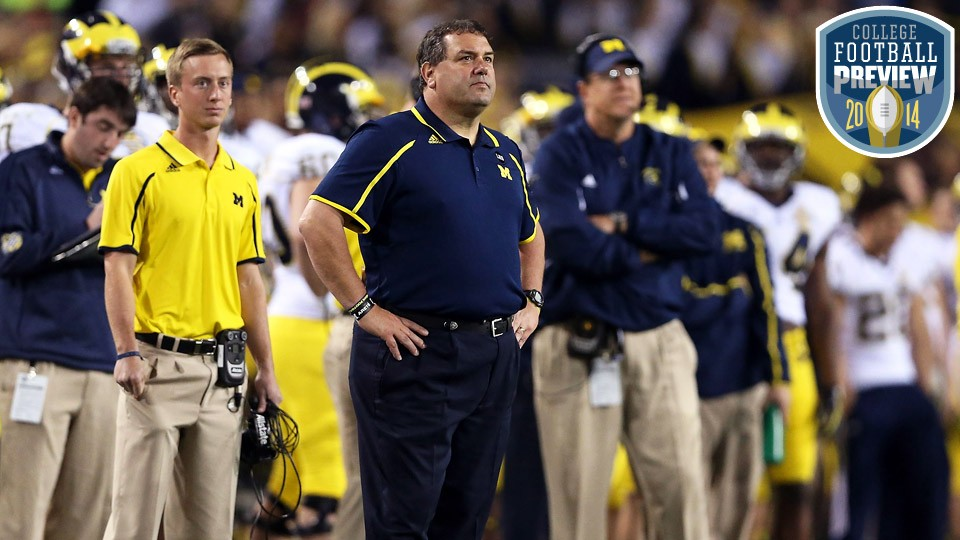 The right man for Michigan? Brady Hoke's status and mindset in 2014