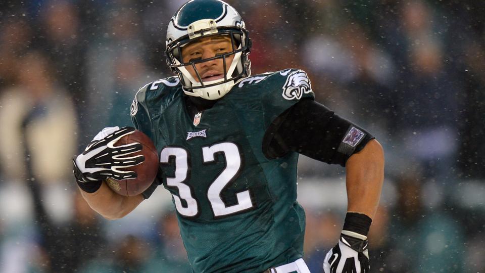 Eagles running back Chris Polk battling hamstring injury