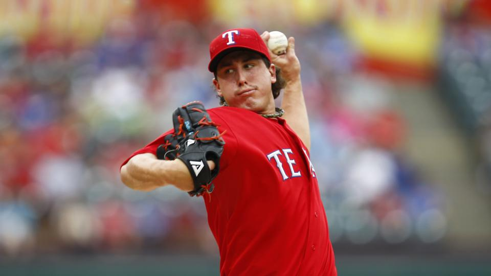 "Derek Holland: ""I feel like I'm ready, but that's up to (Rangers)"""