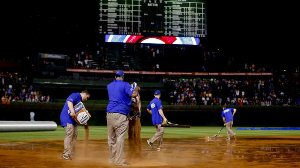 Giants' protest over loss to Cubs upheld, game resumes Thursday