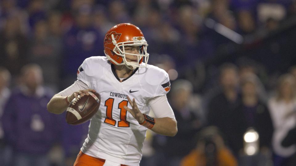 Illinois names Oklahoma State transfer Wes Lunt starting QB