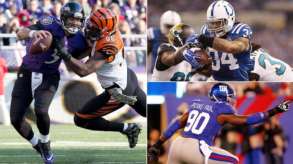 All-Prove It Team: Players under pressure to step up in 2014