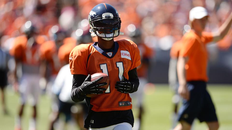 Reports: Broncos receiver Jordan Norwood to miss season with torn ACL