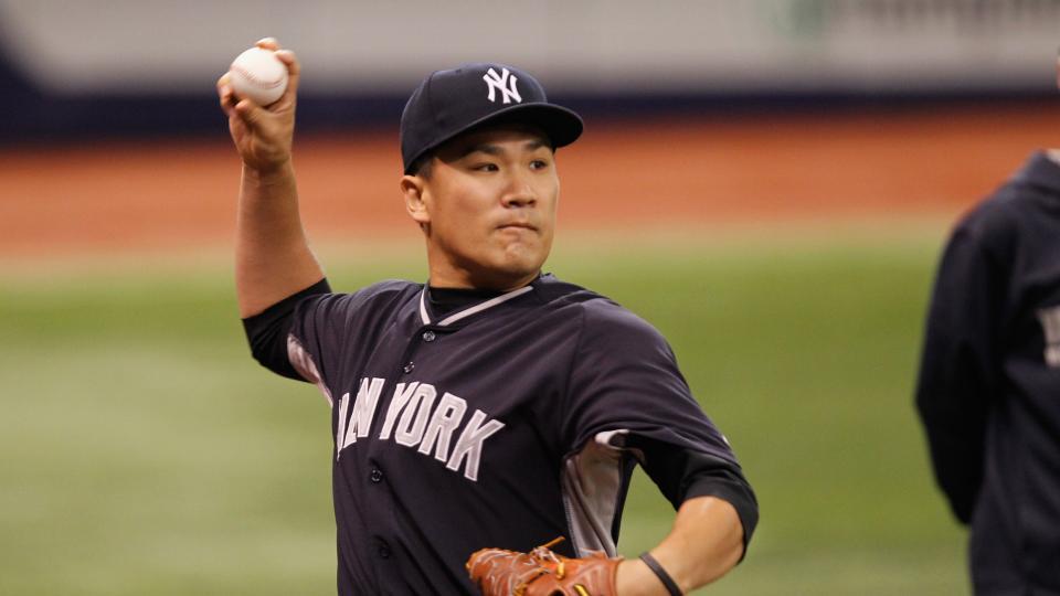 Yankees hopeful Masahiro Tanaka will return next month