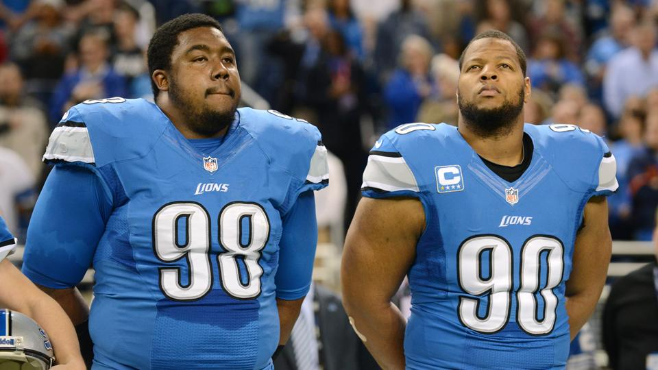 Lions' Suh: Fairley more athletically gifted than me, could be better
