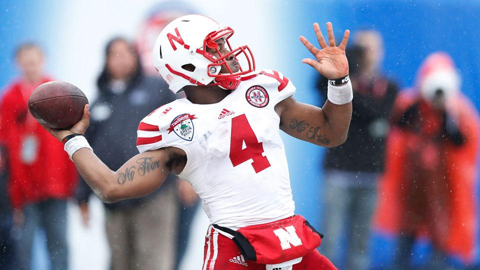 Tommy Armstrong takes over at quarterback for Nebraska in 2014.