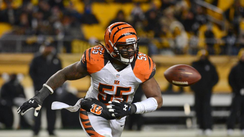 Report: Bengals sign Vontaze Burfict to four-year extension