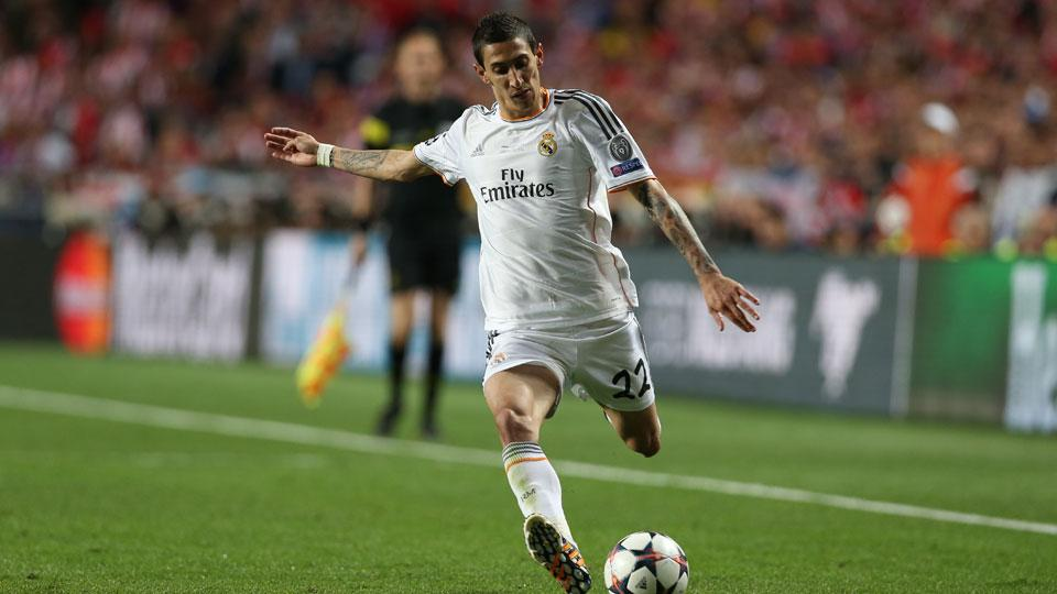 Carlo Ancelotti: Angel Di Maria wants to leave Real Madrid
