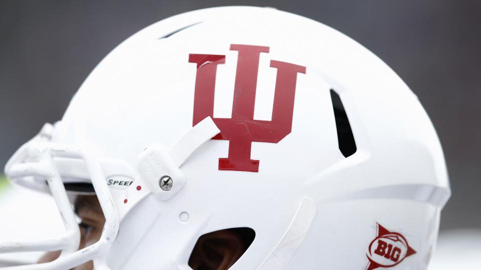 Indiana suspends WR Caleb Cornett after arrest