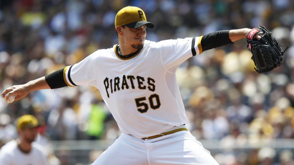 Pirates' Charlie Morton wants to return from sports hernia this season