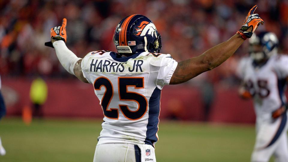 Broncos cornerback Chris Harris Jr. on track to play week 1