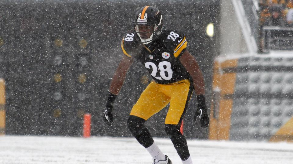 Report: Steelers working on contract extension for CB Cortez Allen